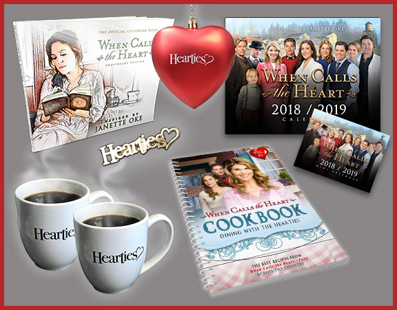 Deluxe Heartie Package - Poster