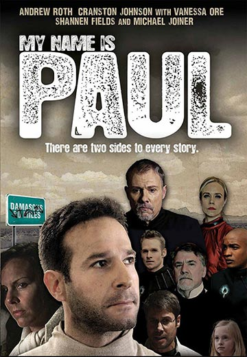 My Name is Paul - Poster