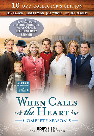 When Calls the Heart - Season 5 - Poster