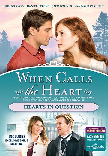 Hearts in Question - Poster