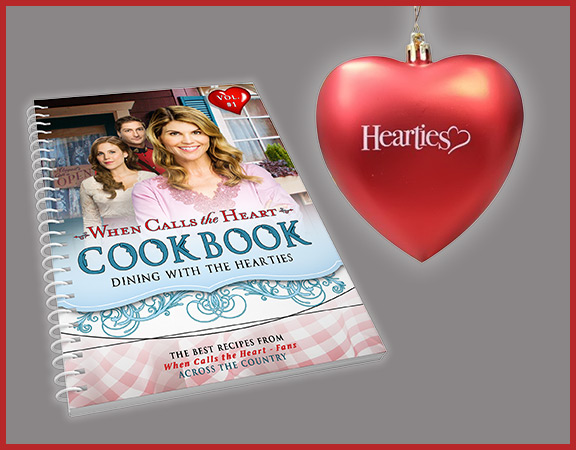 The Heartie Ornament Cookbook Combo - Poster