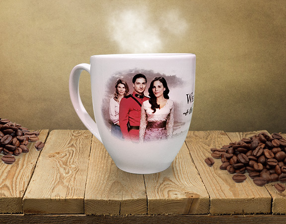 WCTH Coffee Cup - Wrap - Poster