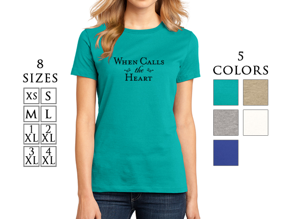 When Calls the Heart <br/>(T-Shirt) DM104L - Poster