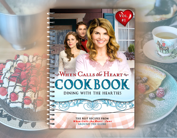 When Calls the Heart - COOKBOOK - Poster