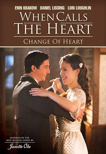 Change of Heart - Poster