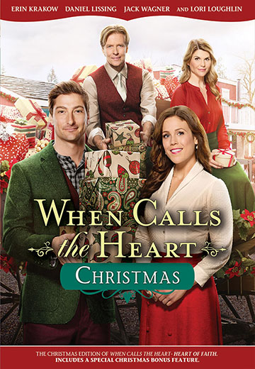 When Calls the Heart - Christmas - Poster