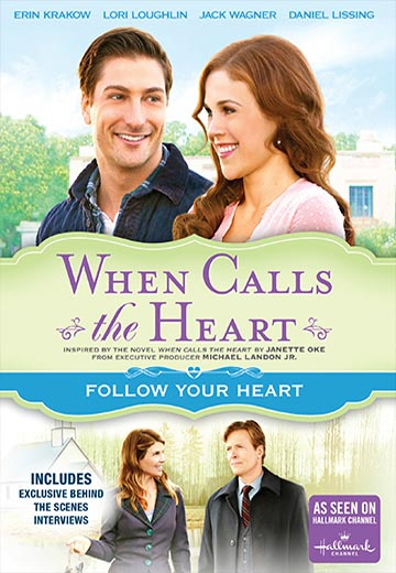Follow Your Heart - Poster