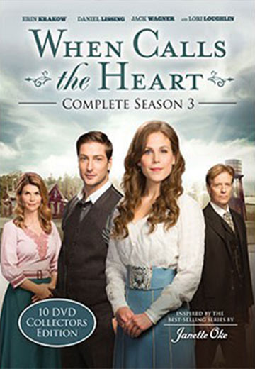 When Calls the Heart - Season 3 - Poster