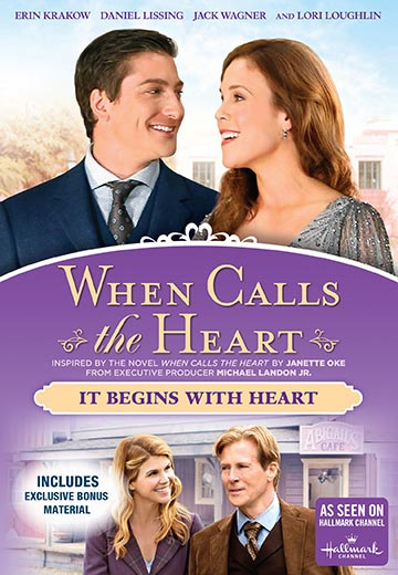 It Begins with Heart - Poster