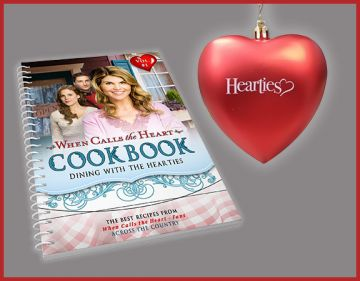 The Heartie Ornament Cookbook Combo