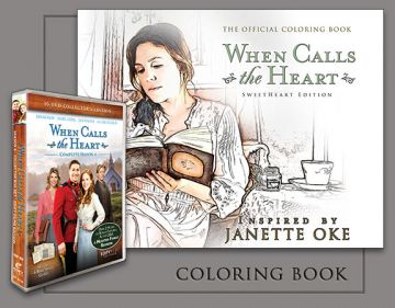 WCTH - Box Set and Coloring Book