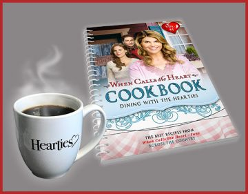 The Cookbook Coffee Cup Combo