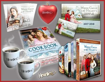 Deluxe Heartie Series Collector's Edition Package