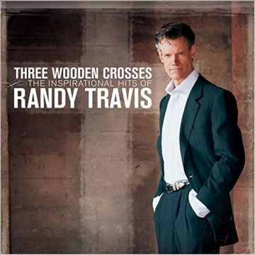 Three Wooden Crosses