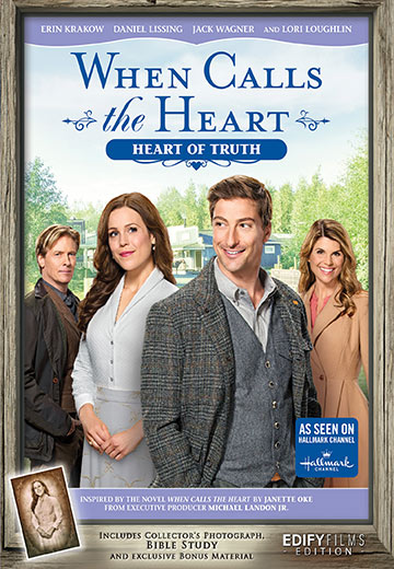 Heart of Truth - Poster