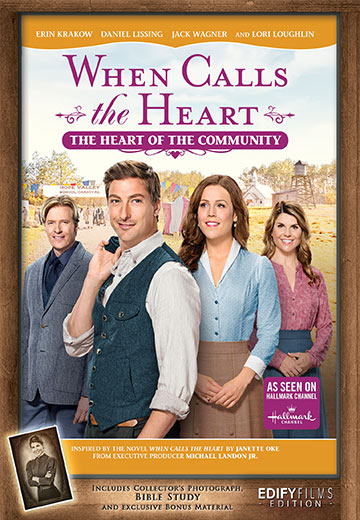 The Heart of the Community - Poster
