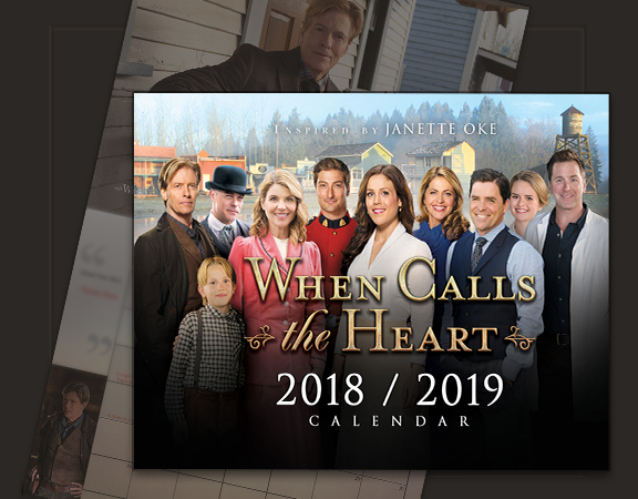 When Calls the Heart - DELUXE CALENDAR - Poster