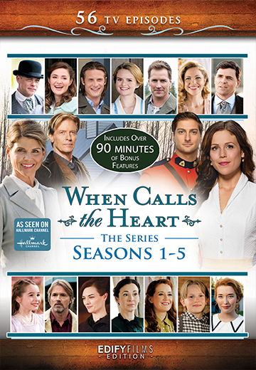 When Calls the Heart - Episodes Collector's Edition - Poster