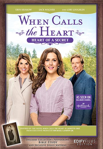 Heart of a Secret - Poster
