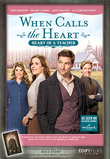 Heart of a Teacher - Poster
