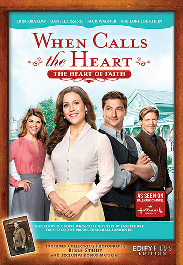 Heart of Faith - Poster