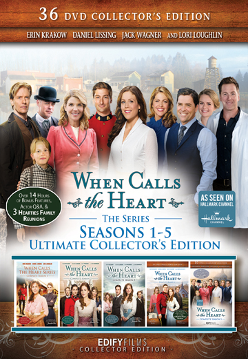 When Calls the Heart - Ultimate Collector's Edition - Poster