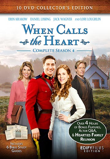 When Calls the Heart - Season 4 - Poster
