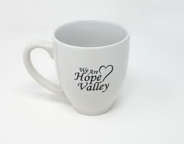 We are Hope Valley Coffee Cup