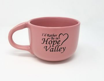 20oz Coffee Cup - Id Rather be in Hope Valley