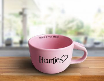 20oz Large Coffee Cup - Hearties
