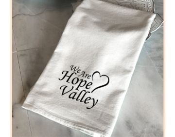 Tea Towels - We are Hope Valley